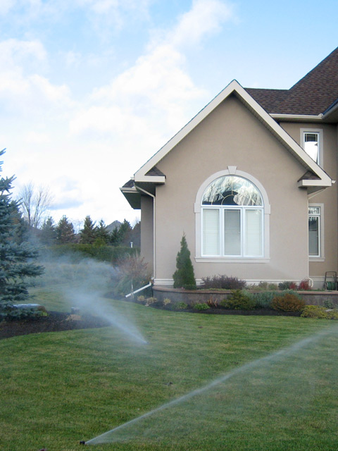 Ottawa Sprinkler and Irrigation Systems - Click to enlarge