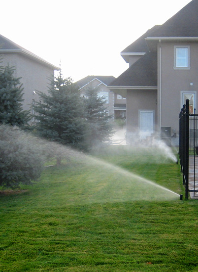 Ottawa Irrigation And Sprinkler Systems Experts